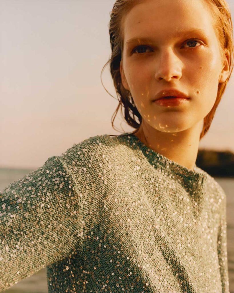 io donna photographer Frankievicz & Rozniata make-up Giovanni Iovine woman editorial