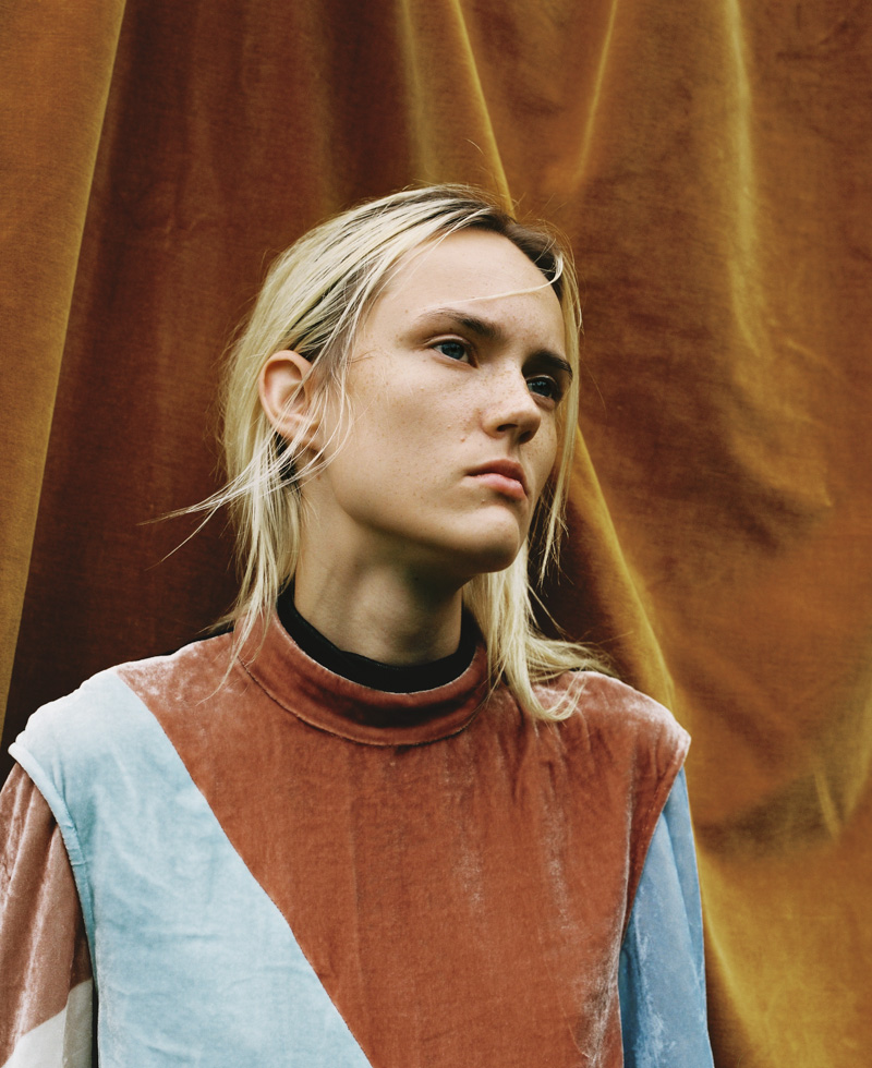 Odda Photographer Laura Marie Cieplik  styling Alba Melendo editorial