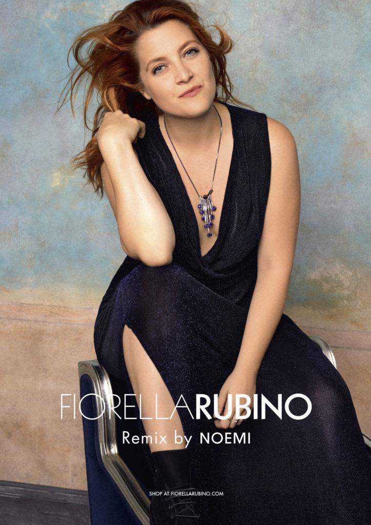 Fiorella Rubino photo Fabio Leidi adv
