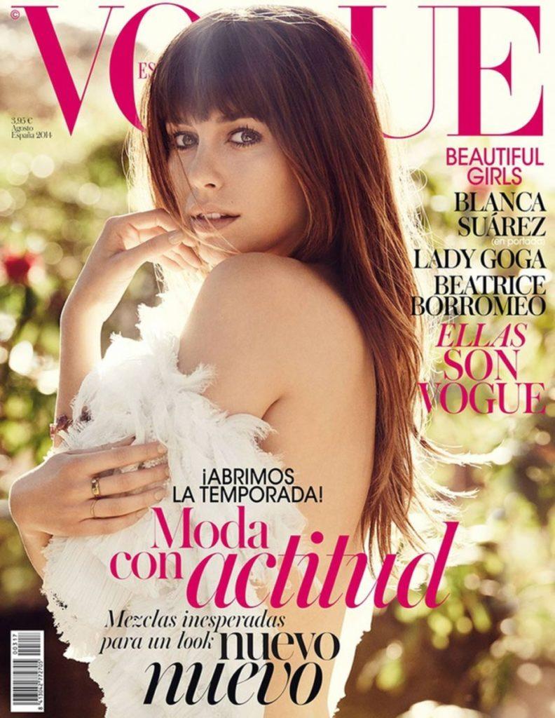 Vogue Spain hair Davide Diodovich cover
