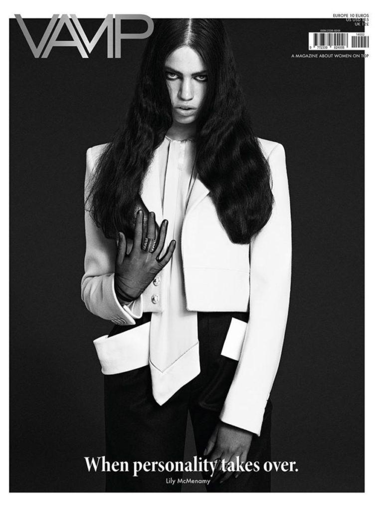 Vamp hair Davide Diodovich cover