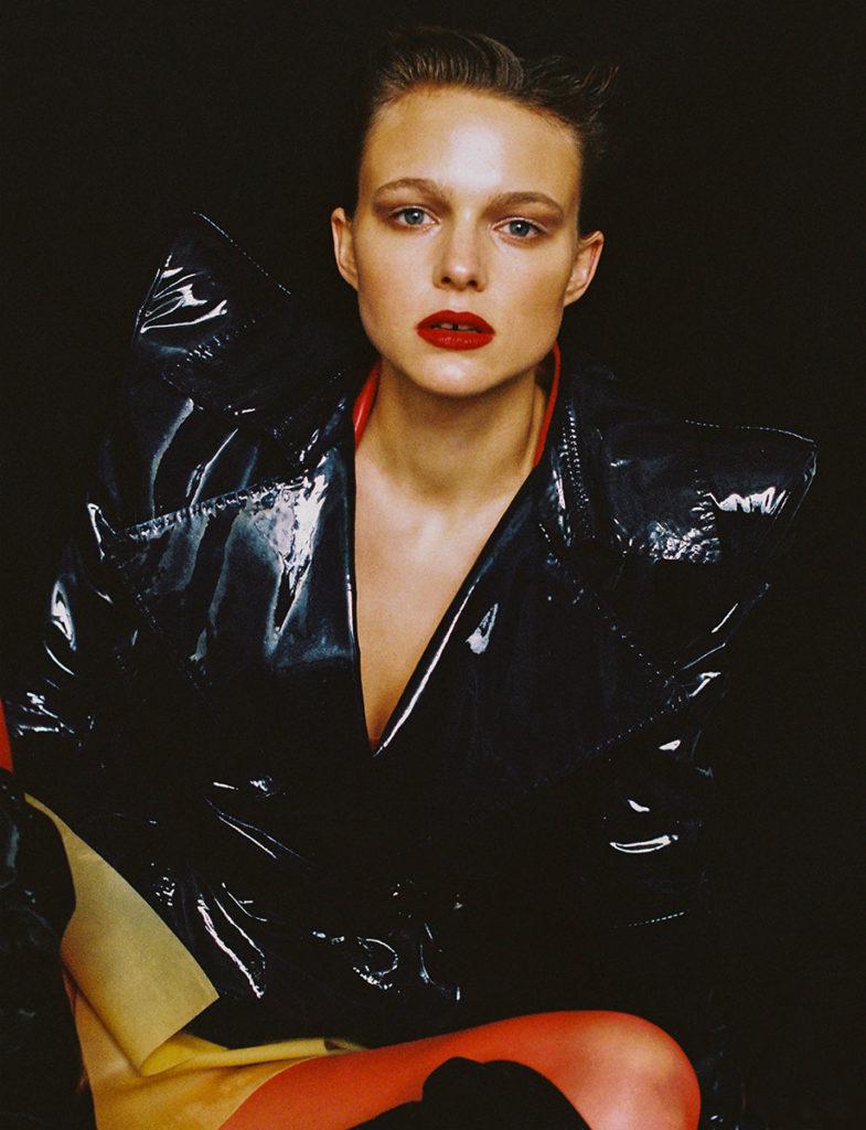 l'officiel spain styling Alba Melendo editorial
