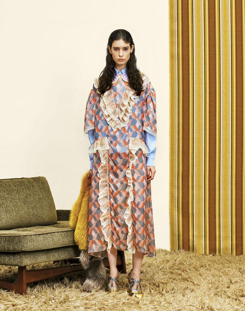 Vogue Mexico Photographer Alberto Zanetti Hair stylist Davide Diodovich woman