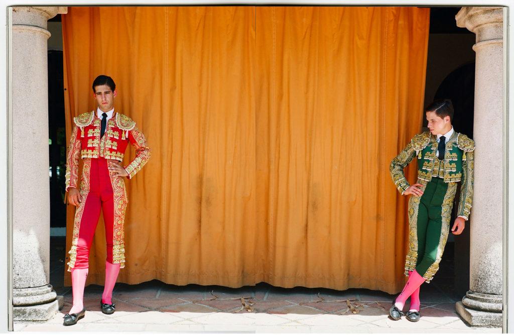 garage magazine styling Alba Melendo editorial