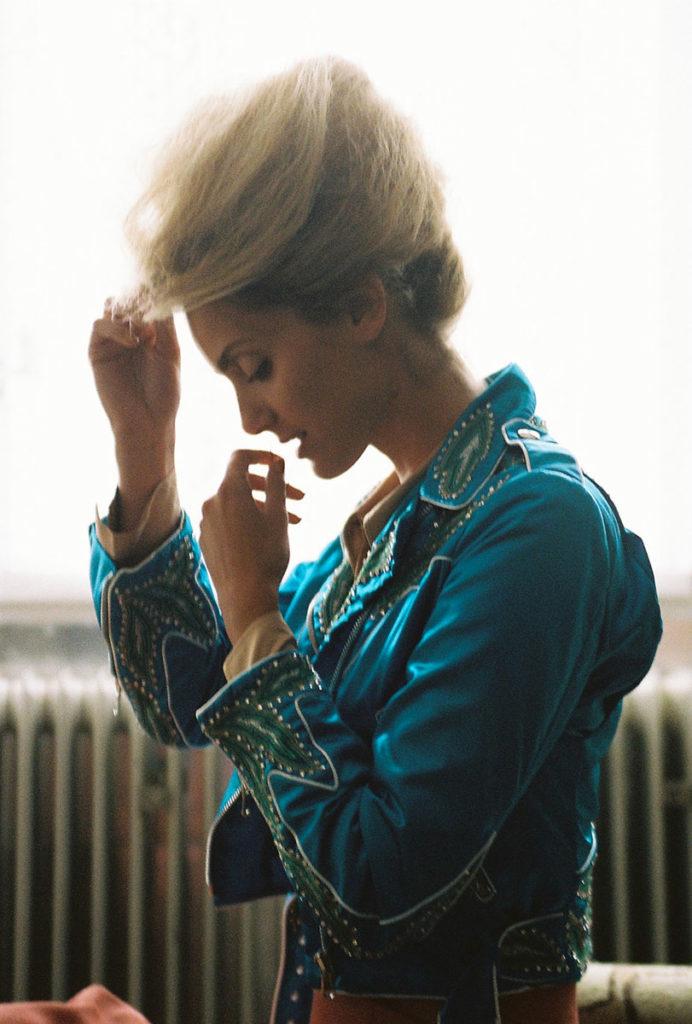 l'officiel spain Photographer Branislav Simoncik styling Alba Melendo editorial