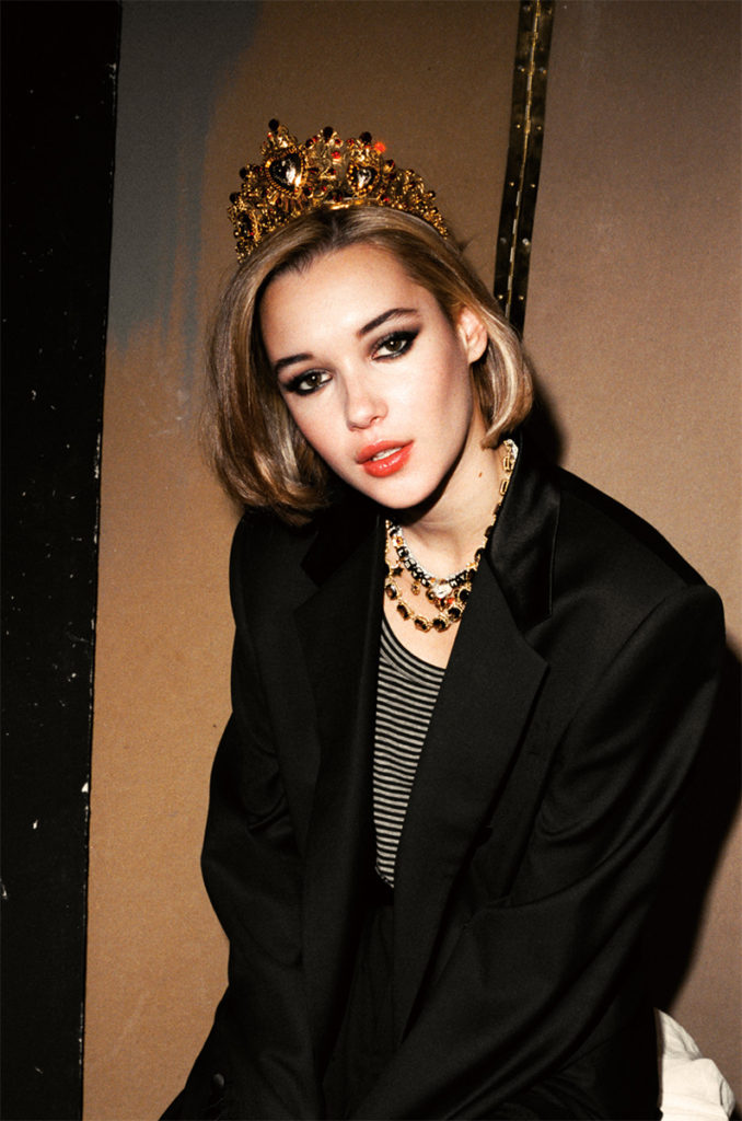 Sarah Snyder hair Marco Minunno celebrities