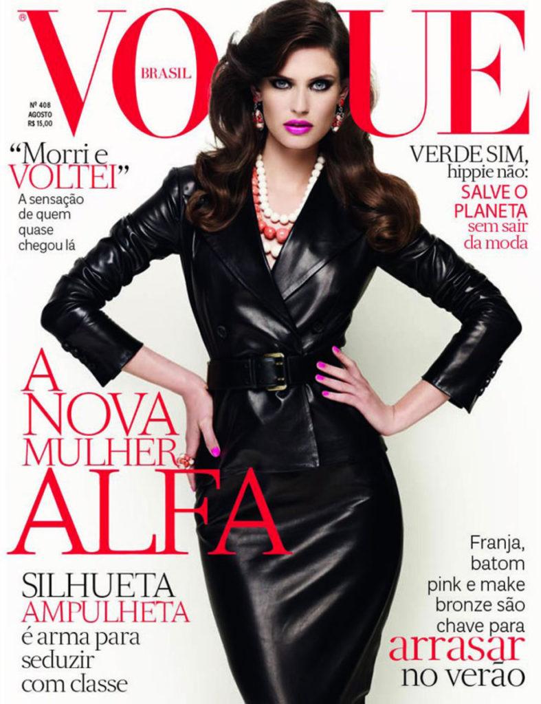 Vogue Brasil hair Davide Diodovich cover