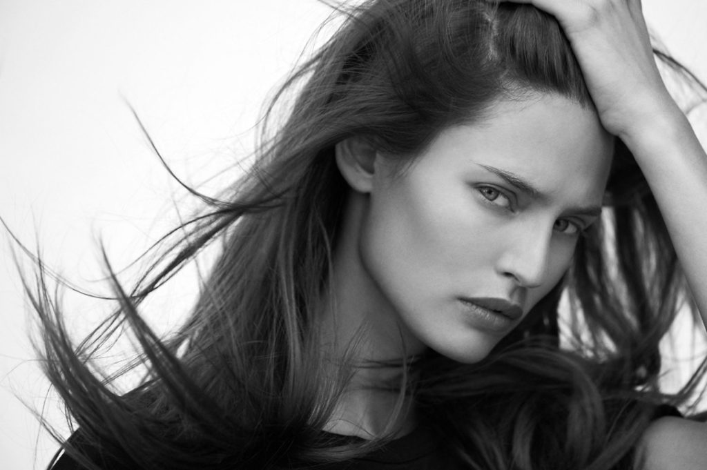 Bianca Balti hair Marco Minunno celebrities
