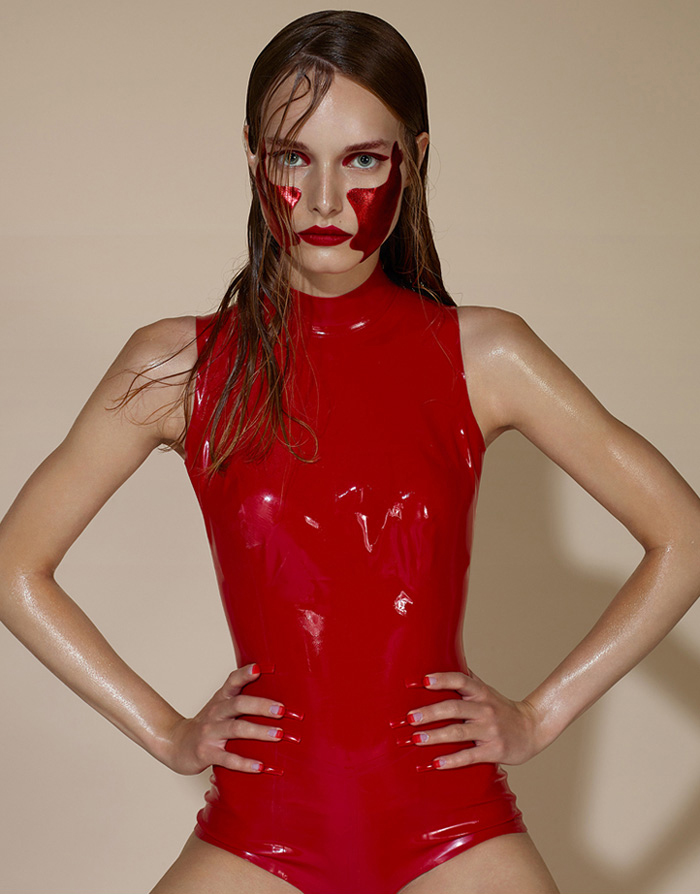 The collector hair Liv Holst editorial woman