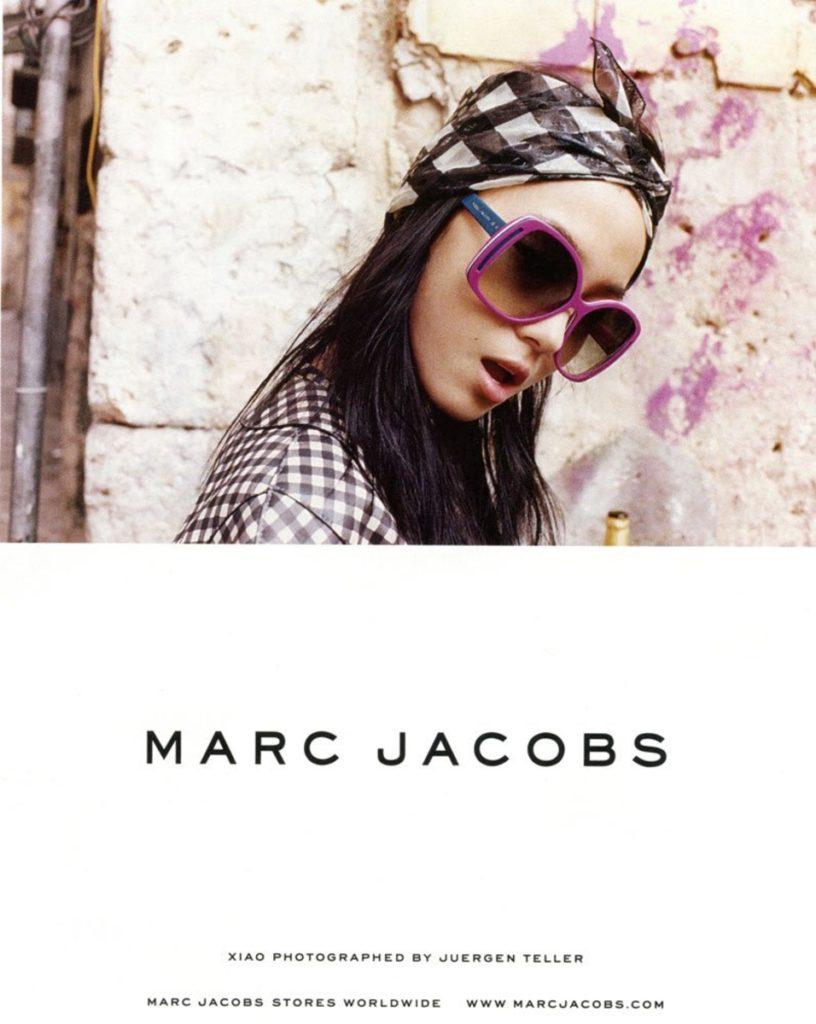 Marc Jacobs hair Davide Diodovich adv