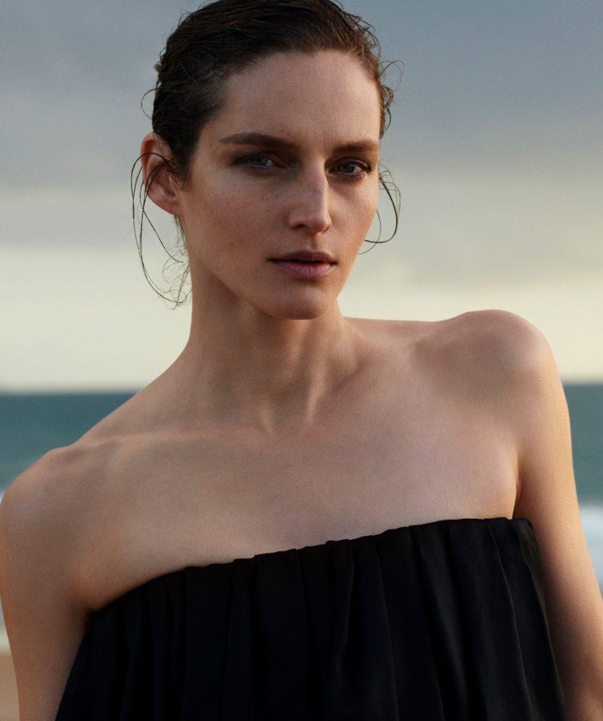 Harper's Bazaar es hair Federico Ghezzi cover woman