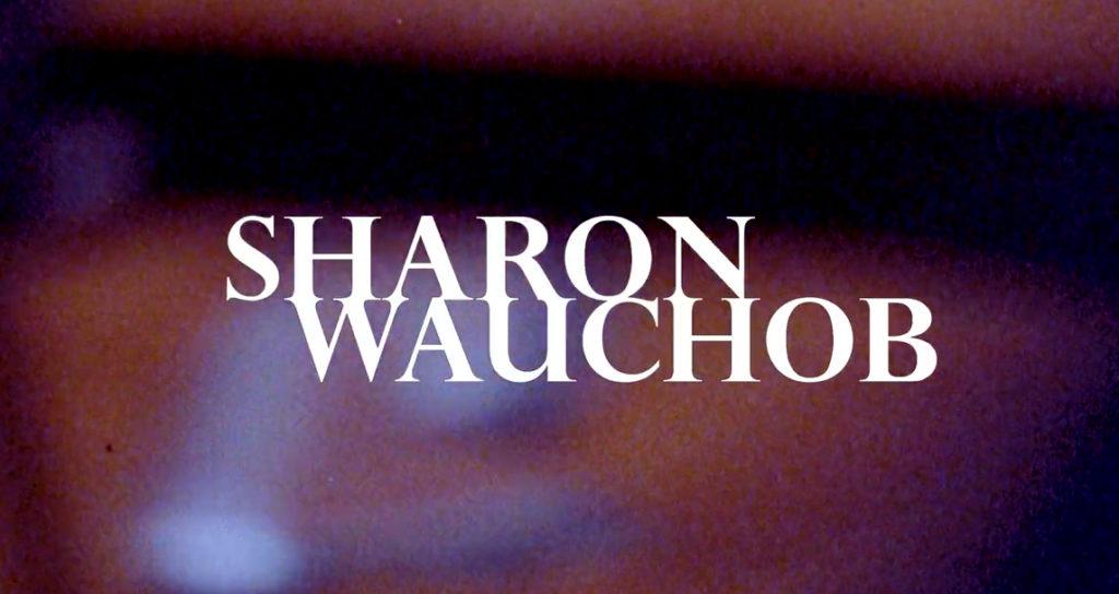 Sharon Wauchob hair Federico Ghezzi video adv