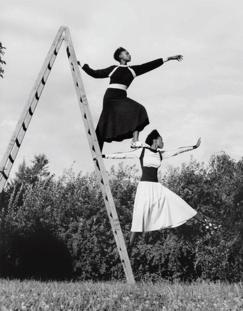 Vogue Italia hair Davide Diodovich woman