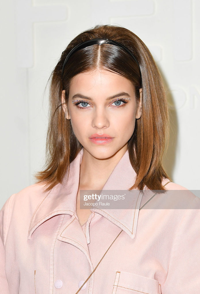 Barbara Palvin hair Marco Minunno celebrities