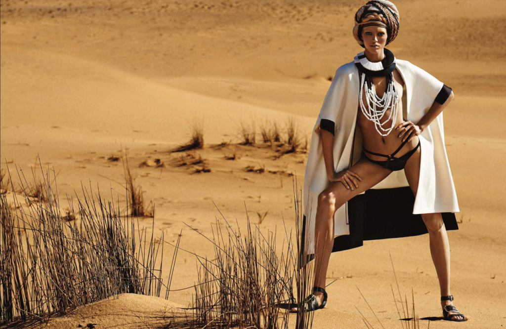 Vogue germany hair Davide Diodovich woman