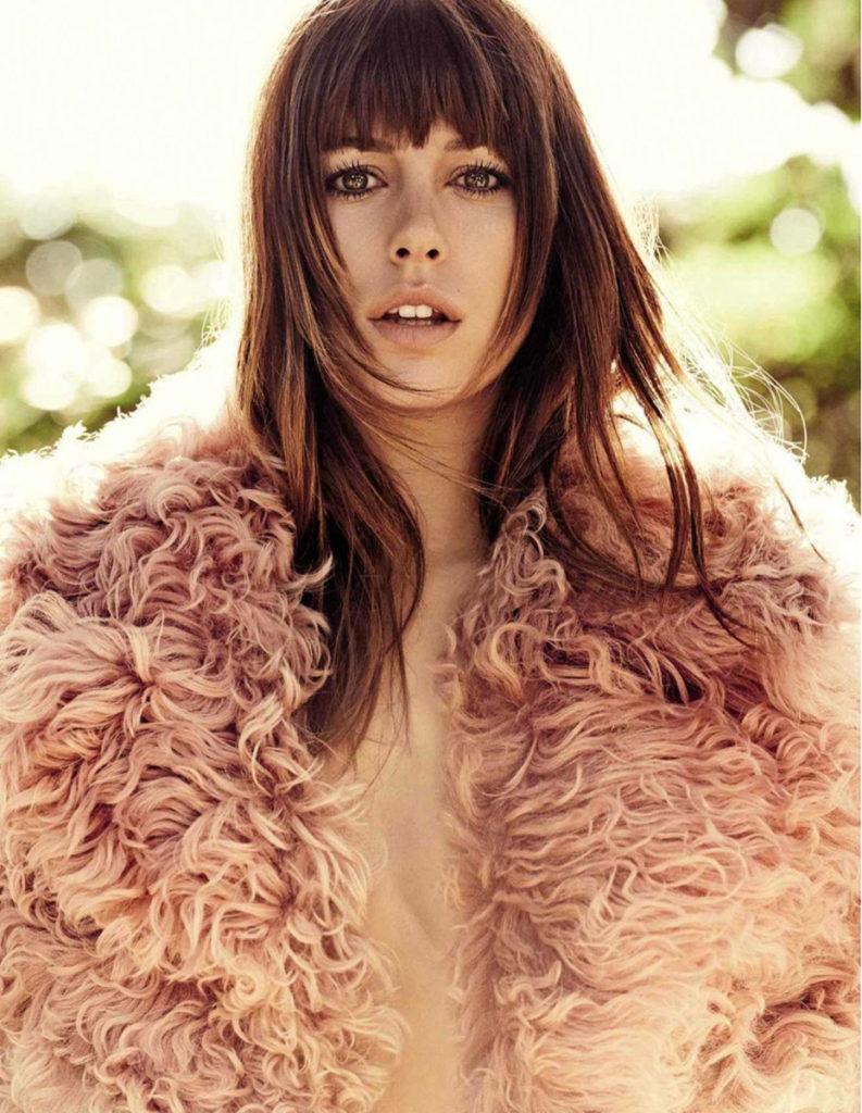 Blanca Suarez hair Davide Diodovich celebrities