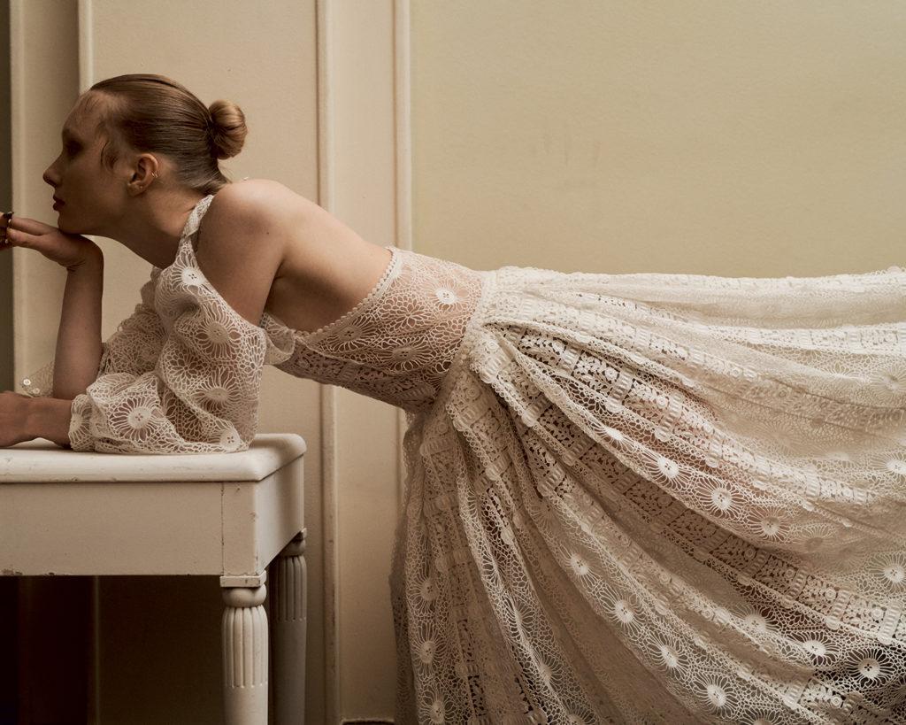 Fashion & arts photo by Sarah Blais Enrique Campos dior