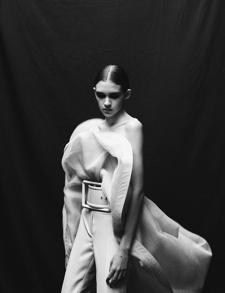 Crash Magazine Photo By Laura Marie Cieplik stylist Alba Melendo