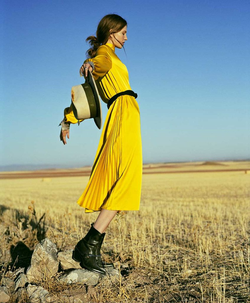 Marie Claire US Photographer Federico Sorrentino Styling Enrique Campos