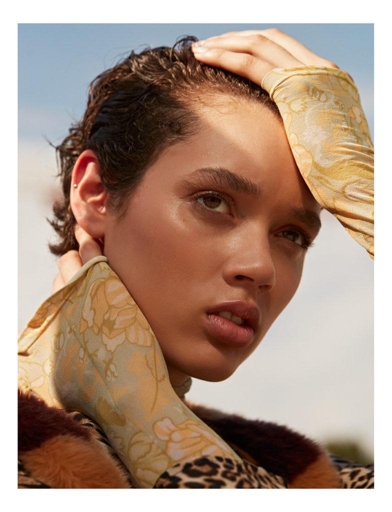 Io donna photographer Nicola De Rosa make-up Augusto Picerni
