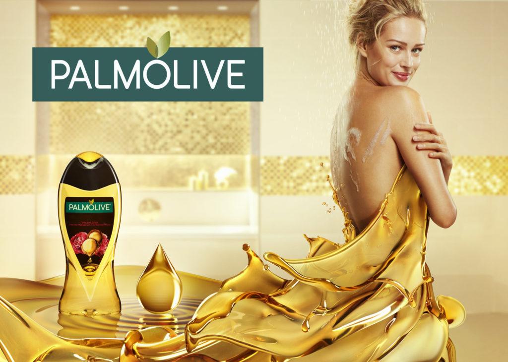 Palmolive  make up Nicky Tavilla