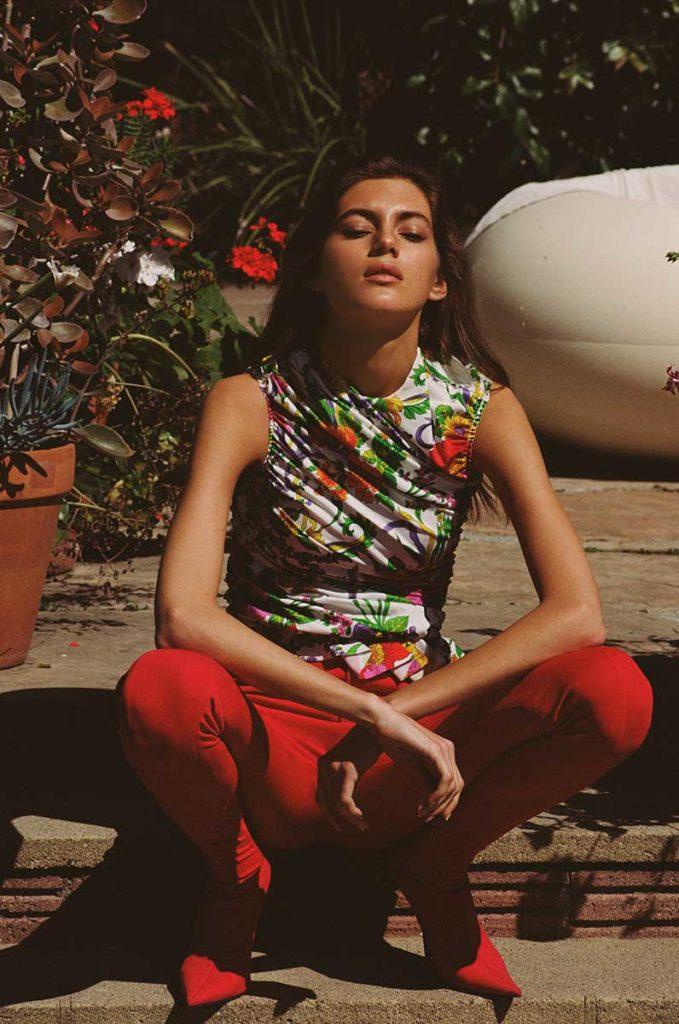 Fashion & arts Photographer Enrik Purienne Styling Enrique Campos Valery Kaufman