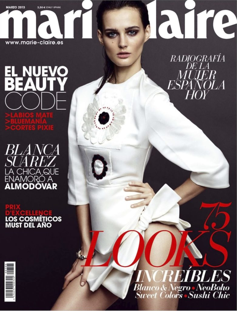 Marie claire spain Styling enrique campos