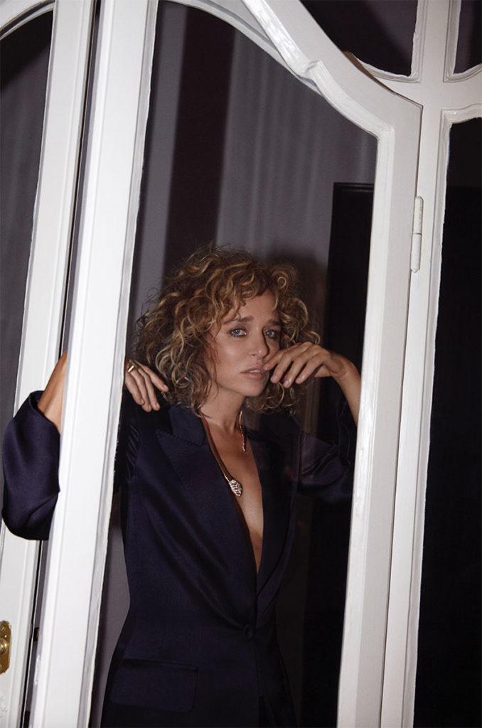 Valeria Golino hair Stefano Gatti styling Ildo Damiano celebrities