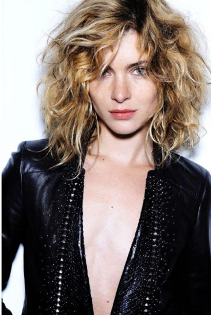 Vittoria Puccini hair Luca Lazzaro make-up Silvana Belli celebrities woman