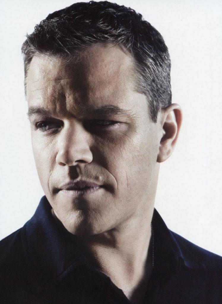 Matt Damon stylist Ildo Damiano
