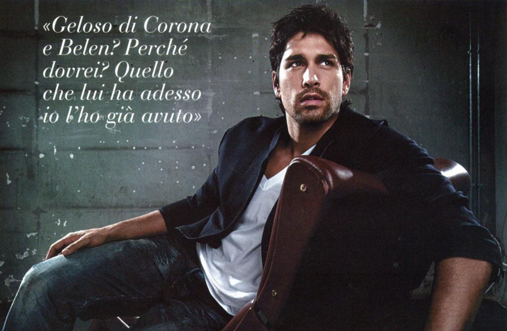 Marco Borriello stylist Ildo Damiano