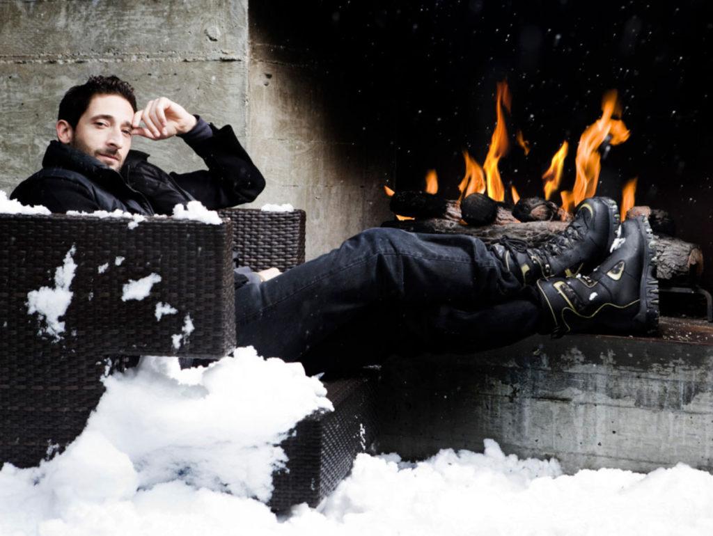 Adrien Brody stylist Ildo Damiano