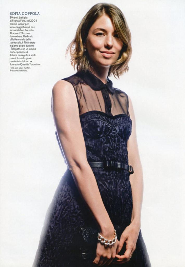 Sofia Coppola Stylist Ildo Damiano