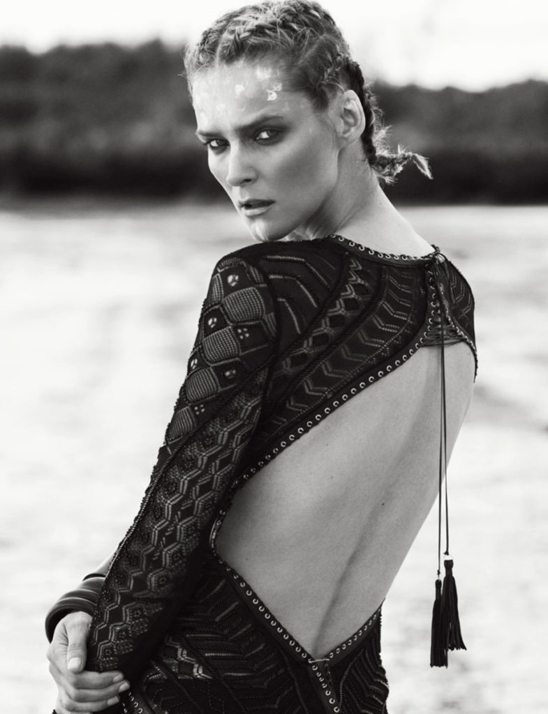 Marie Claire Spain Karmen Cass Photographer Philip Gay Styling Enrique Campos
