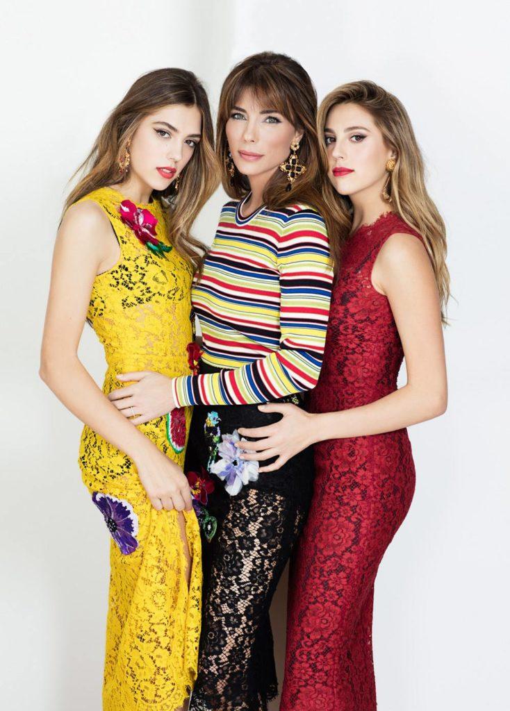 Sistine, Jennifer & Sophia Stallone stylist Ildo Damiano