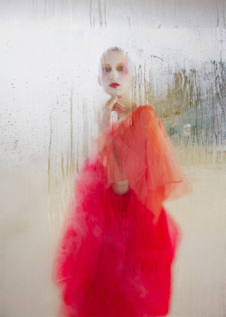 Encens photographer Cecile Bortoletti make-up Hugo Villard