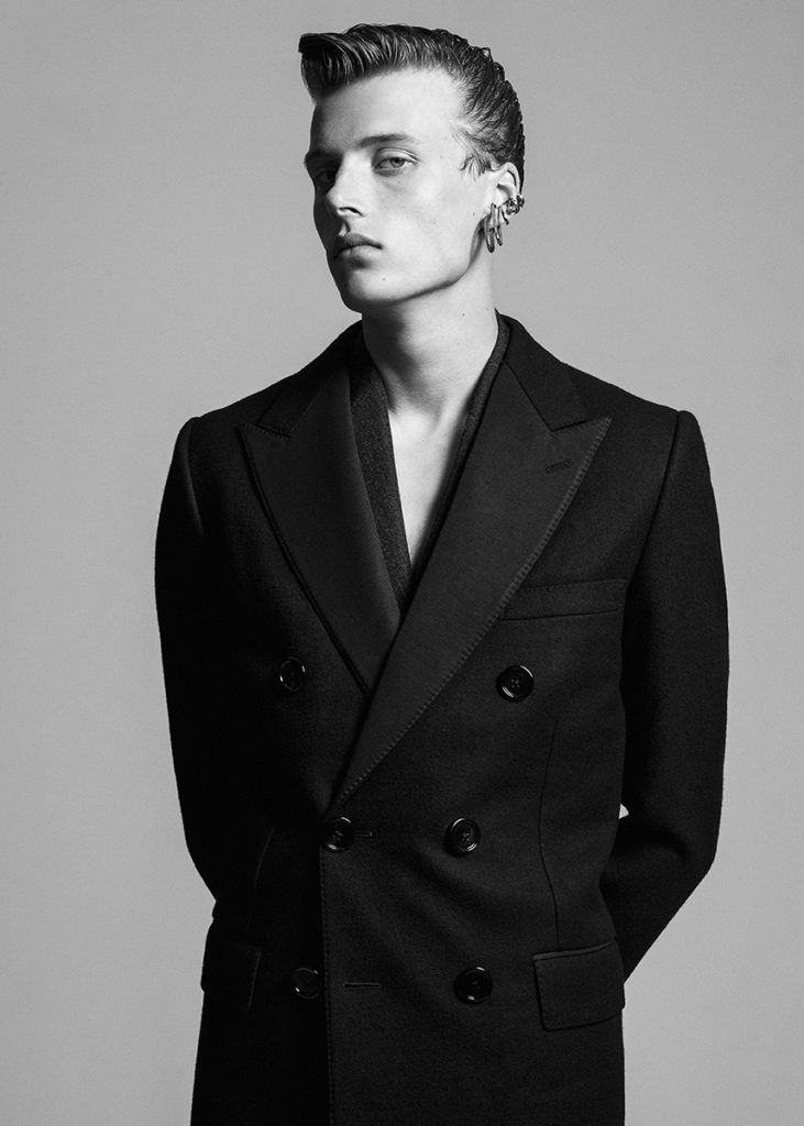 Esquire Malesia hair Massimo Di Stefano editorial portfolio