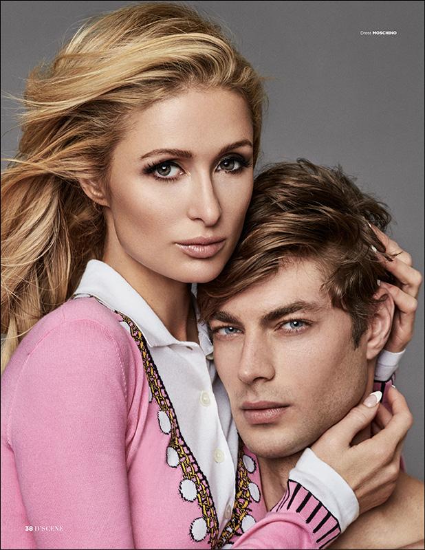 Paris Hilton design scene Styling emily lee
