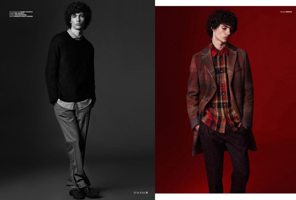Design Scene Photographer Igor Cvoro Styling Emily Lee