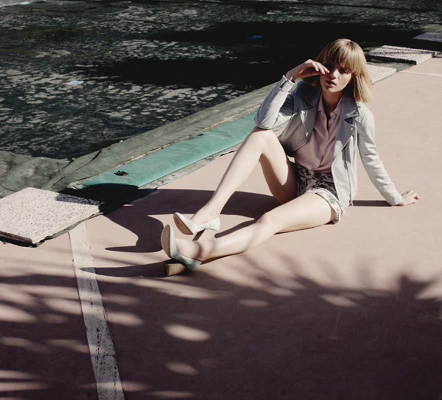 Otto D'Ame Photographer Manuele Geromini e Laura Baroncelli Styling Emily Lee