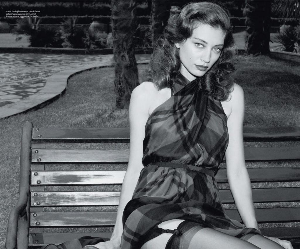 Margareth Made' hair Stefano Gatti make-up Silvana Belli celebrities woman