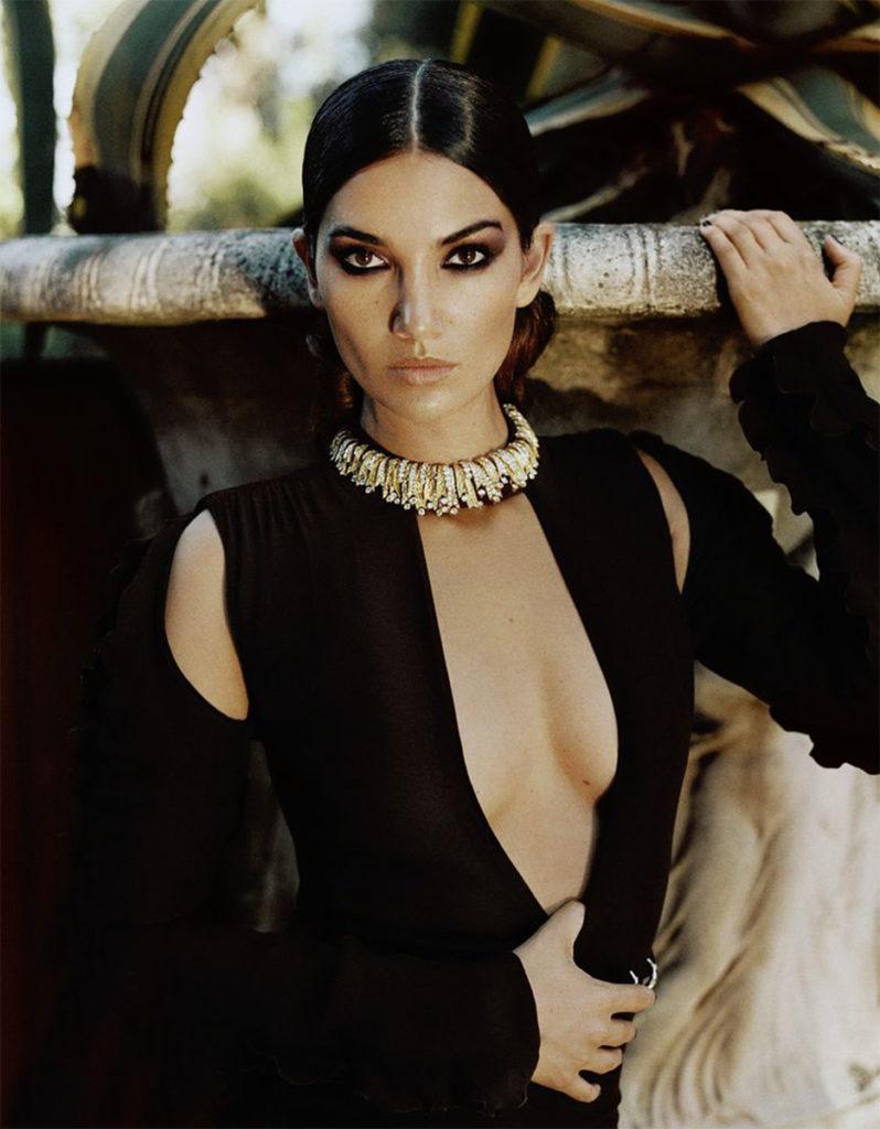Elle russia hair Stefano Gatti photo Dan Beleiu editorial man woman