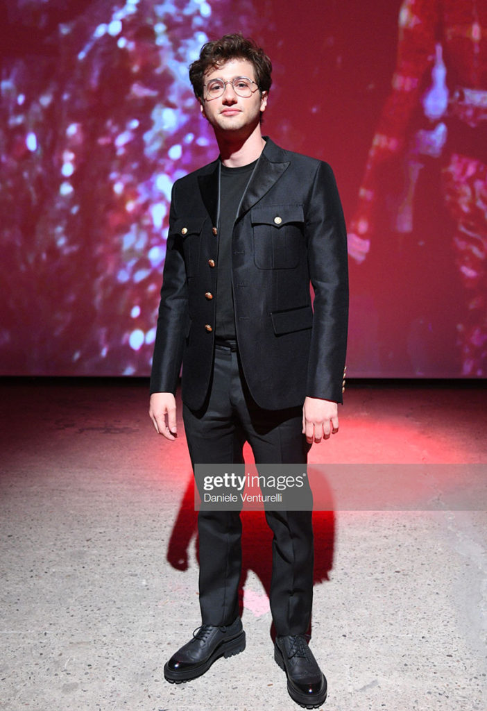 Alex Fitzalan hair Luca Lazzaro celebrities man