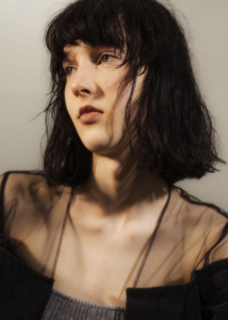 Odda photographer Alice Schillaci make-up Augusto Picerni