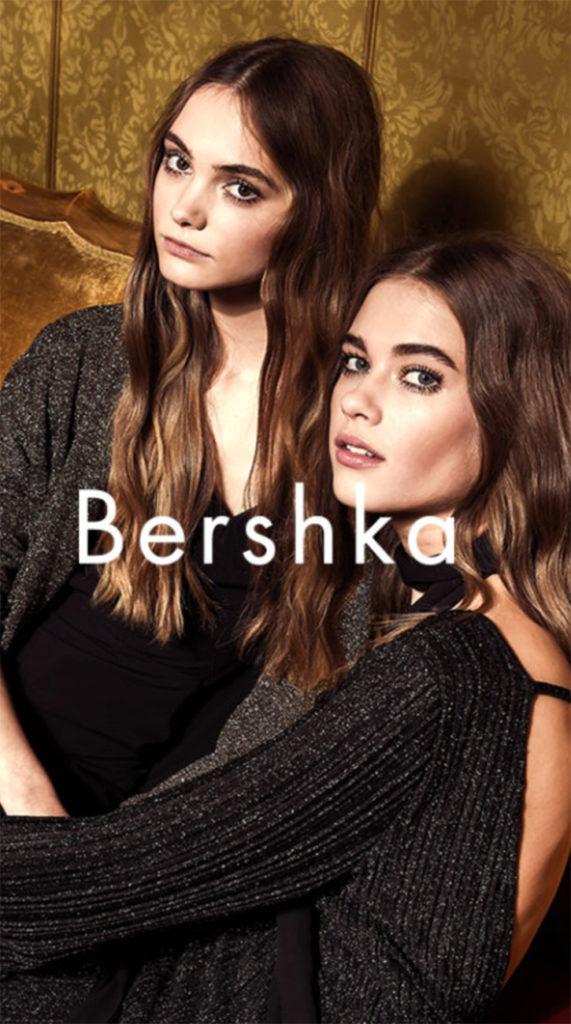 Bershka hair Rory Rice adv man woman