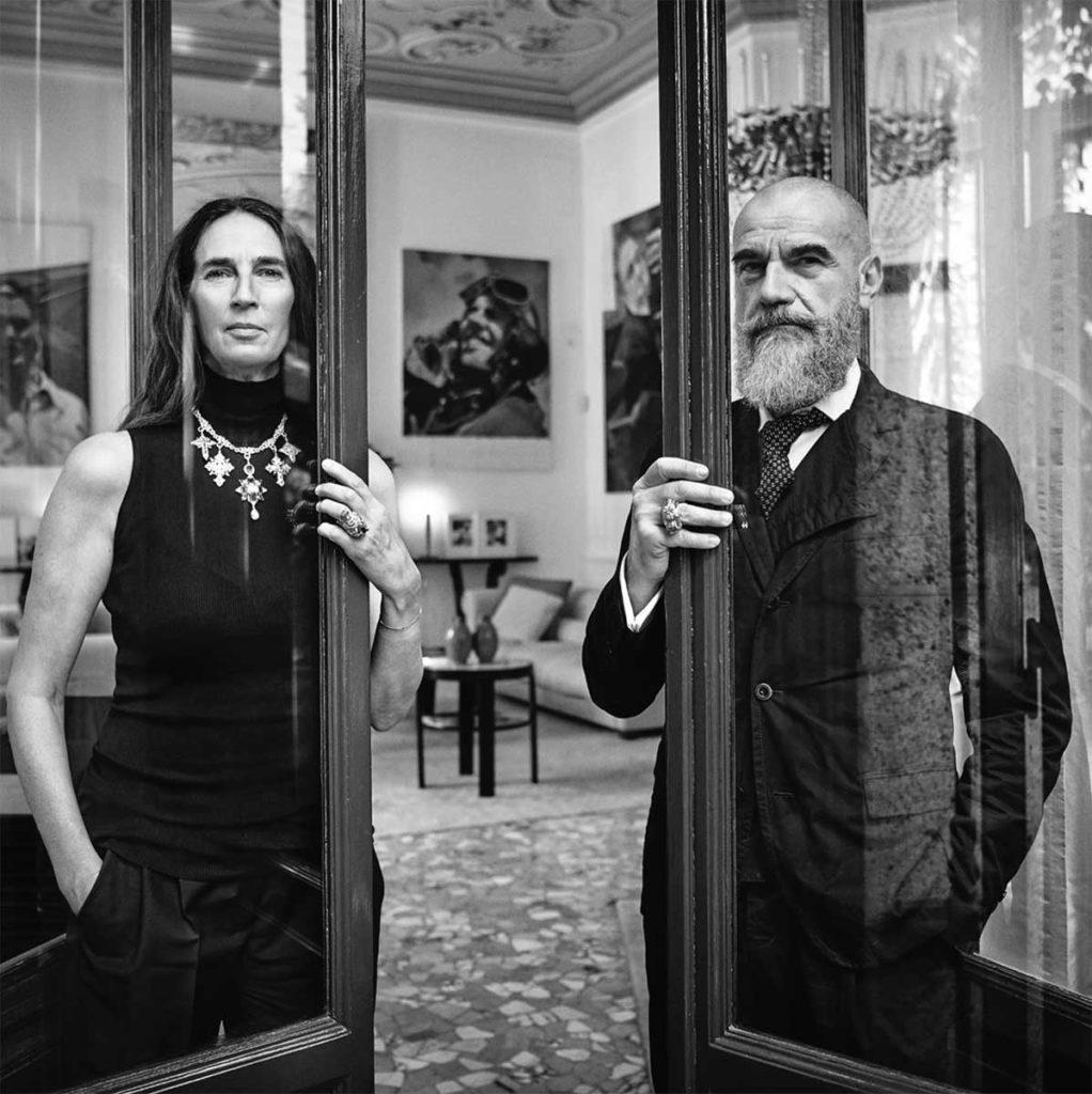 Bianca Arrivabene Giampiero Bodino hair Luca Lazzaro celebrities woman man