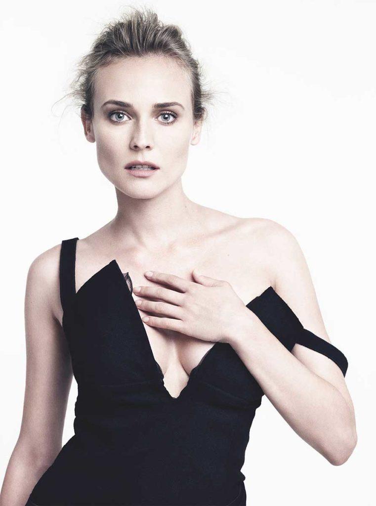 Diane Kruger Styling Enrique Campos