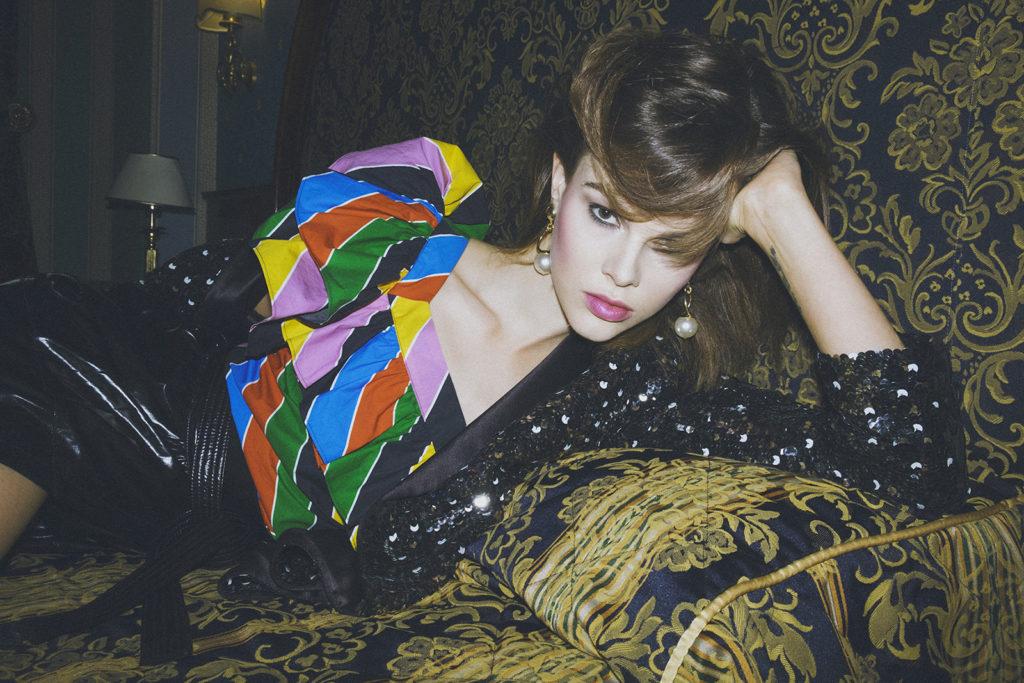 elle mexico photographer Byron Mollinedo make-up Augusto Picerni