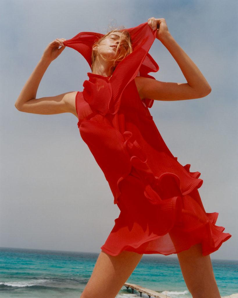 Fashion & arts Photographer Ben Parks Styling Enrique Campos Vanessa Axente