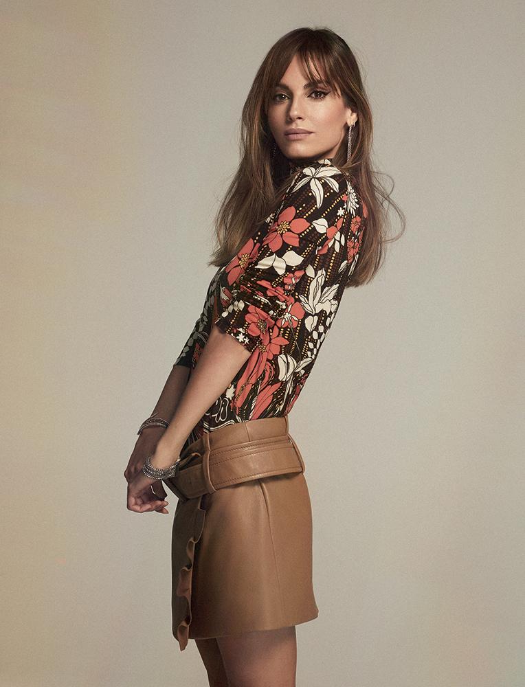 Fashion & arts Ariadne Artiles Photographer Felix Valiente Styling Enrique Campos